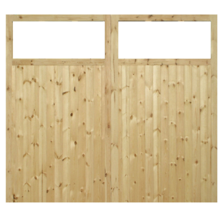 Bratton Rectangular Garage Doors