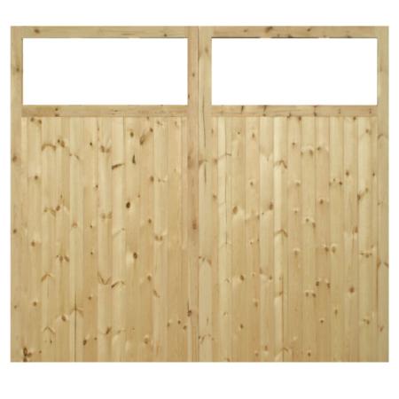 Bratton Rectangular Garage Doors
