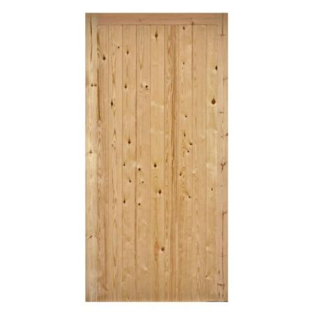 Buckland Framed Single Door