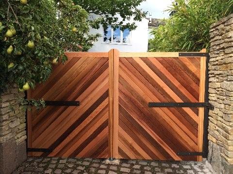 Cedar Herringbone 2