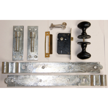 Galv Single Door Kit