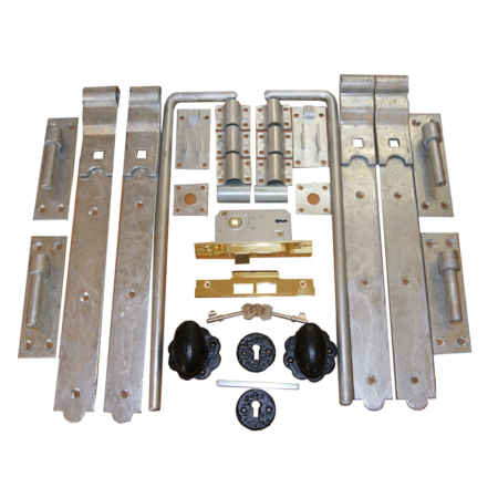Garage Door Hinge Kit Galv