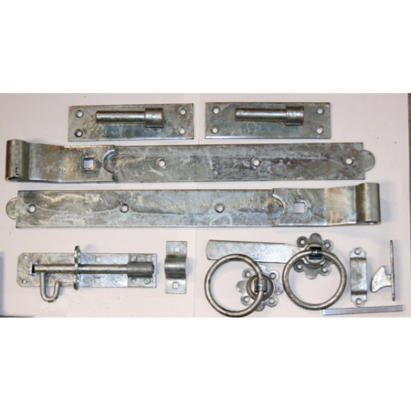 Single Gate Kit Galv