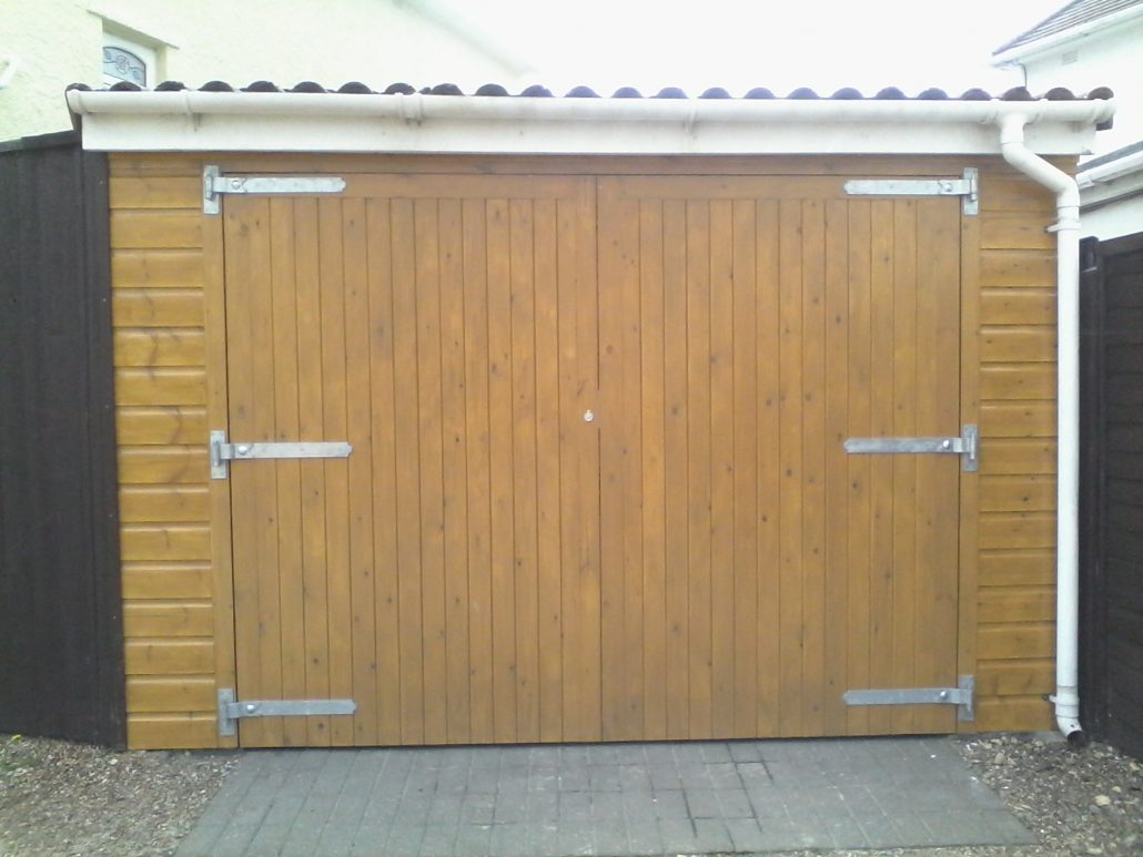 Leighton Garage Doors